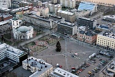 Hämeenlinnan Kauppatori