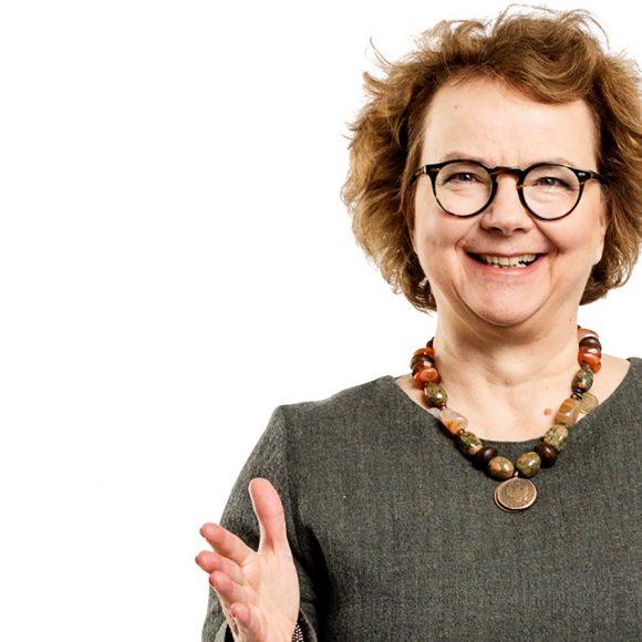 Laura Kolbe - Hyvää ja terveellistä elämää tulevaisuuden Helsingissä