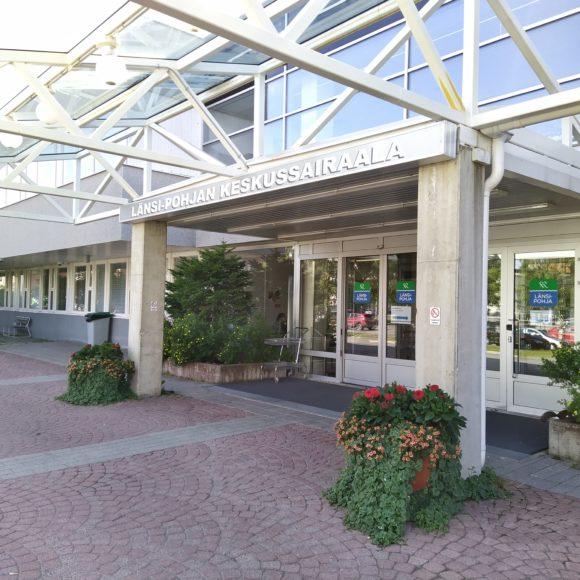 Peräpohjolan Keskusta ei hyväksy Länsi-Pohjan keskussairaalan alasajoa