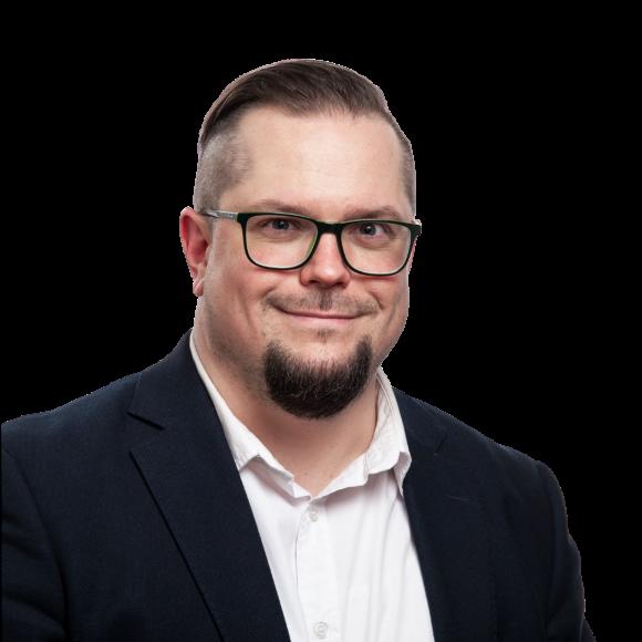 Petri Nyström Uudenmaan Keskustan vaalityöntekijäksi
