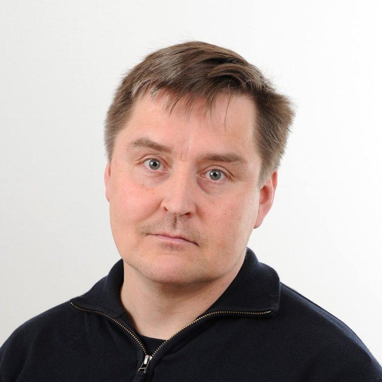 Salon kunnallisjärjestön vaalipäällikkö Asko Määttänen