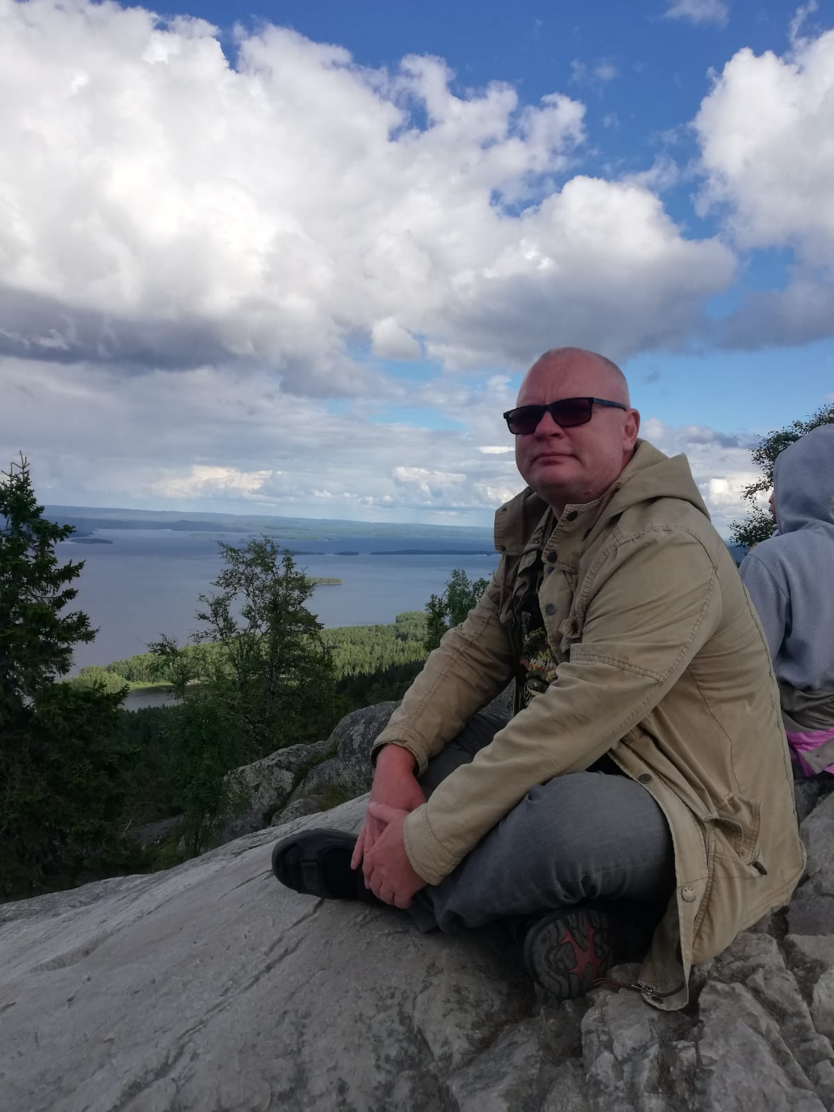 Kuntavaalliehdokas Antti Airikki