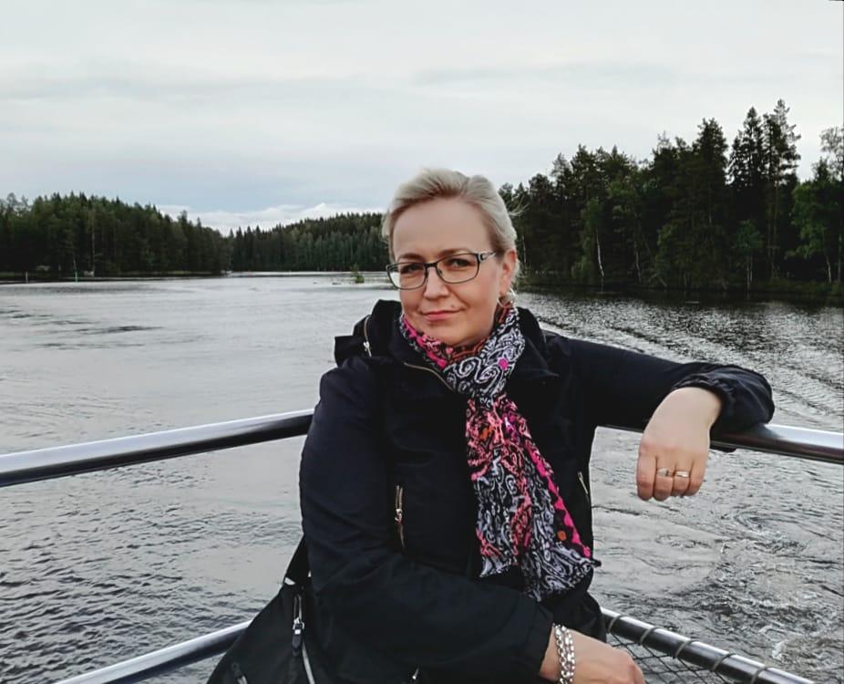 Kuntavaaliehdokas Virpi Järäinen