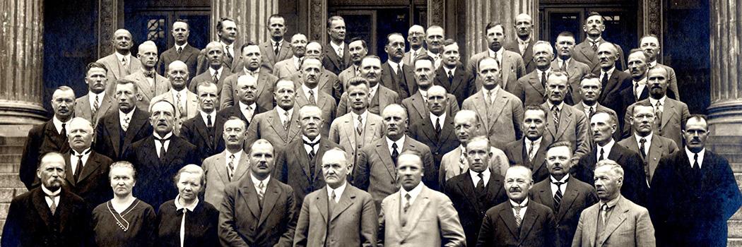 Maalaisliiton Eduskuntaryhmä 1929
