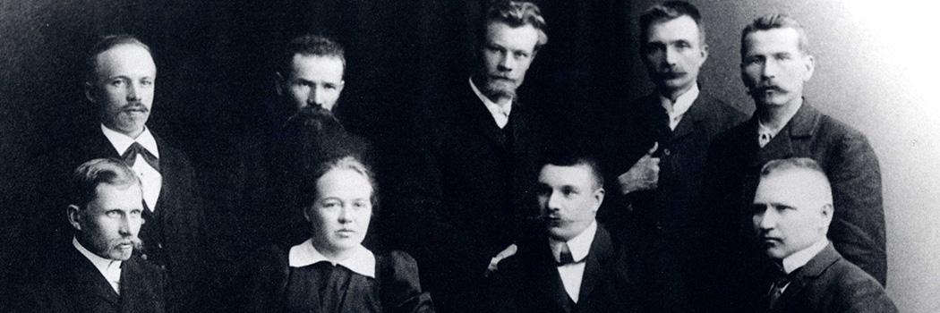 Maalaisväestön Liiton Eduskuntaryhmä 1907–1908