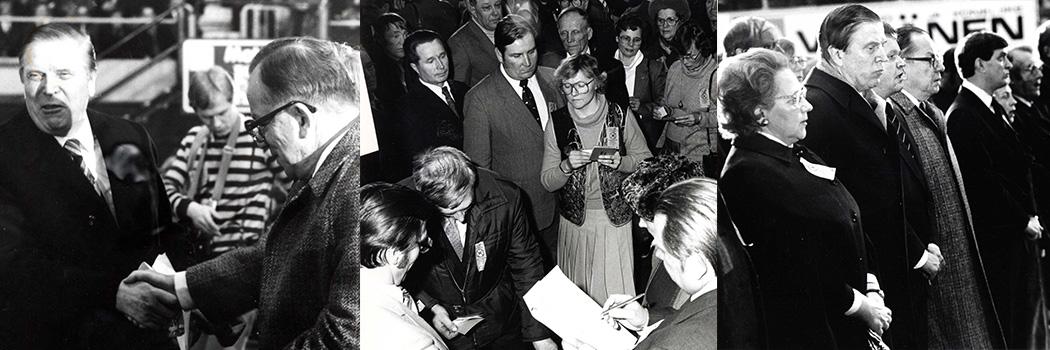 Ylimääräinen Puoluekokous Kuopiossa 1981