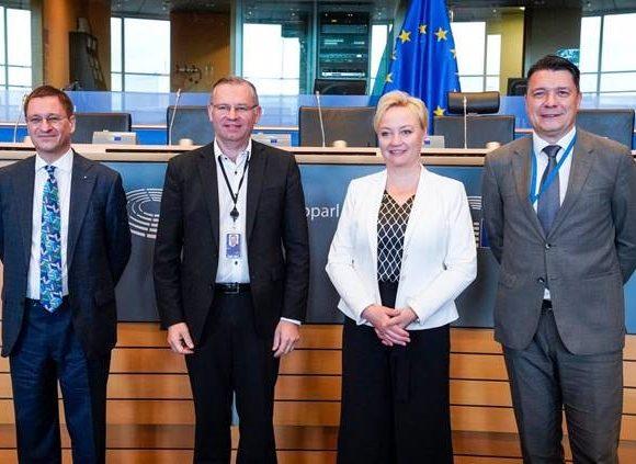 Keskustan Elsi Katainen neuvotteli sovun EU:n maatalouspolitiikkaan