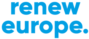 renew europe ryhmän logo