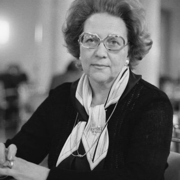 Ministeri Marjatta Väänänen 1923-2020