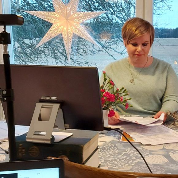 Annika Saarikko: Nyt on aika linjata tulevaisuutta korona-ajan jälkeen