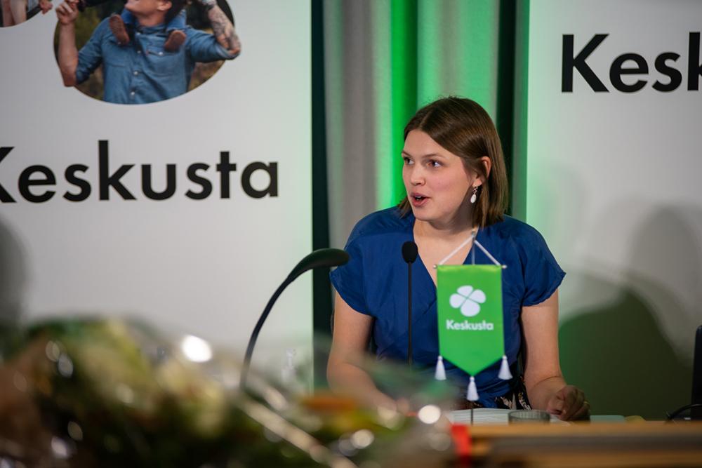 Liina Tiusanen kuva Johannes Erkkilä