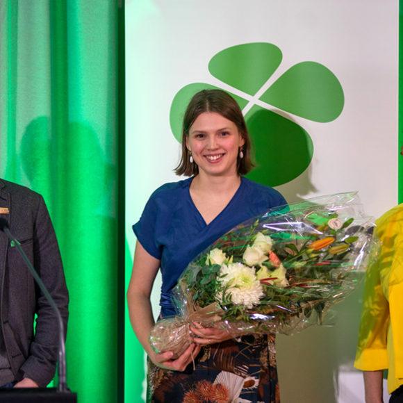 Keskustan puoluevaltuuston puheenjohtajaksi on valittu Liina Tiusanen