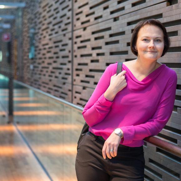 Anna-Mari Vimpari Keskustan ministeriryhmän valtiosihteeriksi