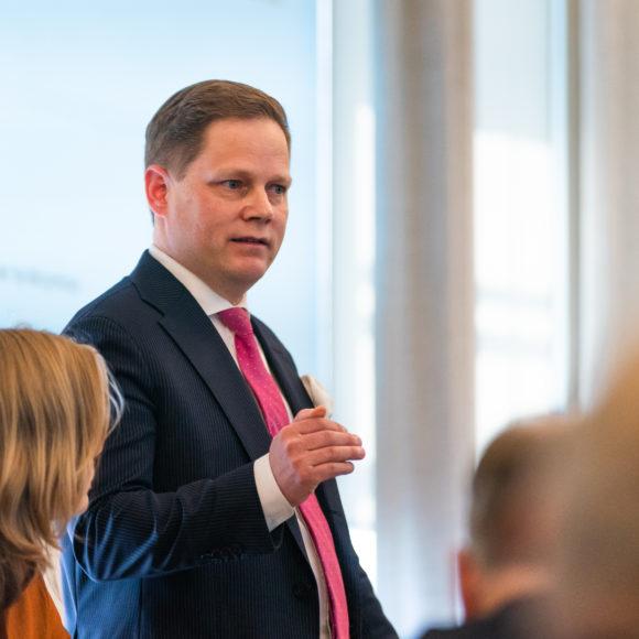 Markus Lohi: Osakesäästötili muutettava sijoitussäästötiliksi