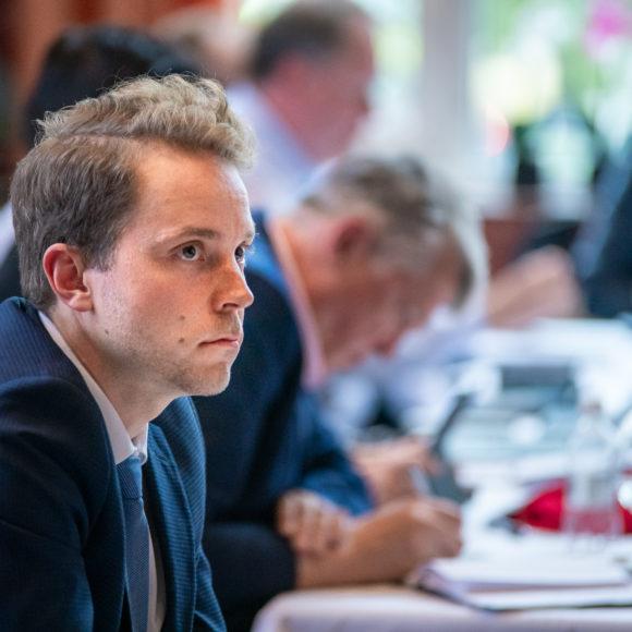 Keskustan varapj. Petri Honkonen: Kyse on nyt Suomen selviytymisestä - ymmärretäänkö asioiden vakavuus?