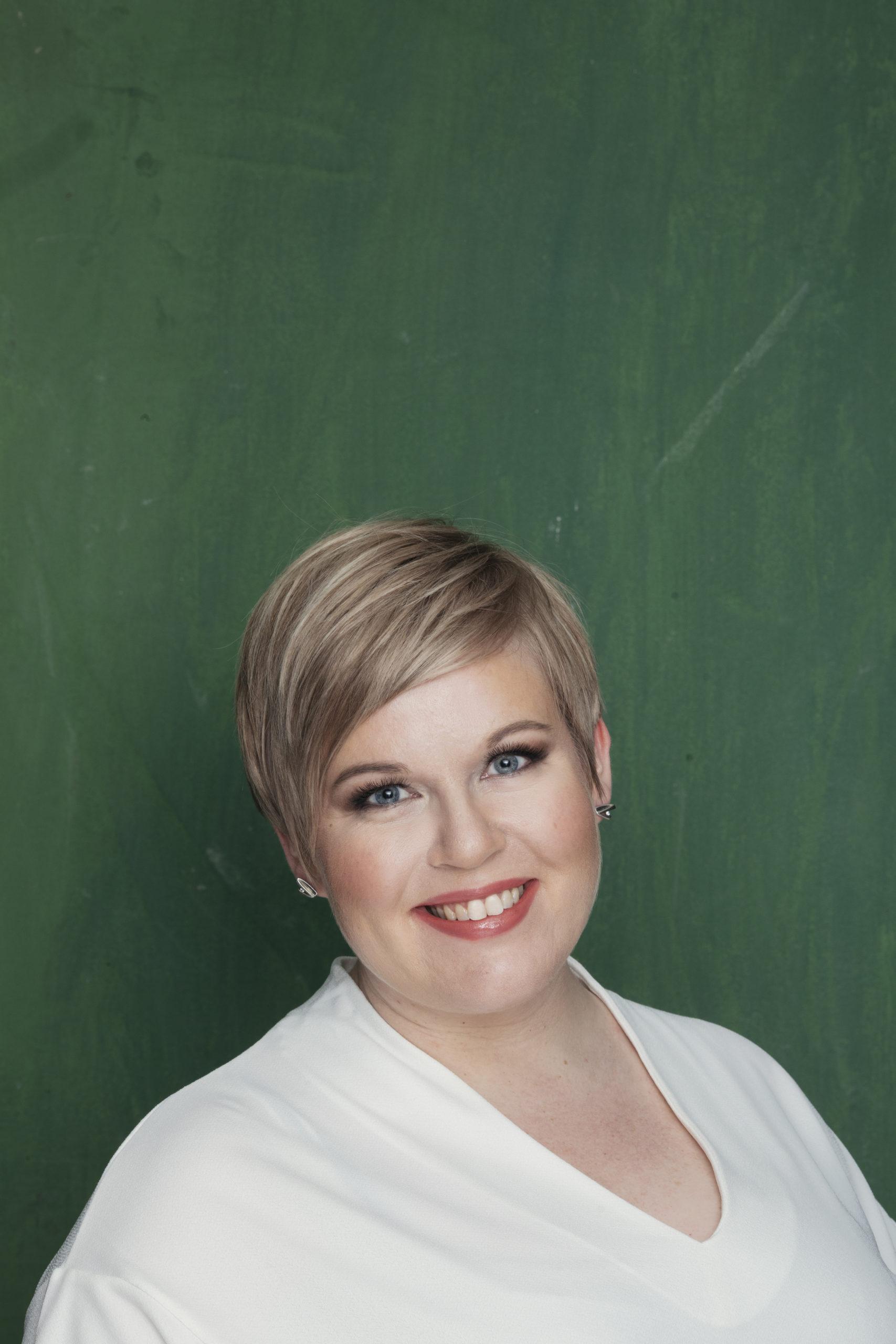 Annika Saarikon kuva